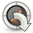 replace, find, write, writing, seek, search, edit icon