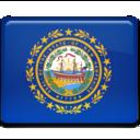 new,hampshire,flag icon