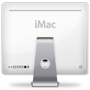 imac, back icon