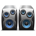 Sound, System icon
