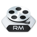 Media video rm icon