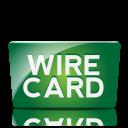 Wire card icon
