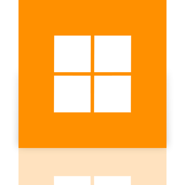 microsoft, store, mirror icon