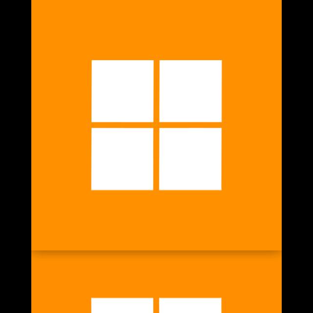 microsoft, store, mirror icon