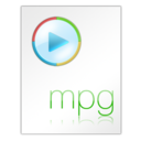 Mpg File icon
