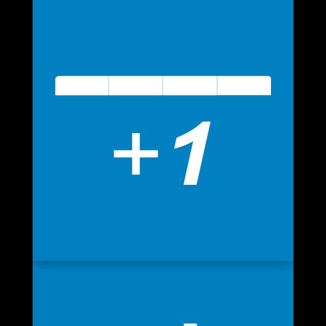 +, mirror, google icon