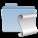 Scripts Folder Badged icon