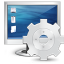 setting, computer, screen, configuration, smserver, option, configure, config, monitor, display, preference icon