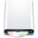 hd,cdrom icon