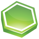 green, area icon