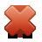 multiply, delete, remove icon
