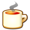 hot, coffee, cup, food, kteatime, tea icon