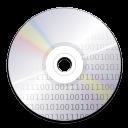 devices media optical data icon