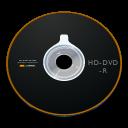 hd, dvd, disc icon