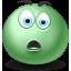 Emot, Surprised icon