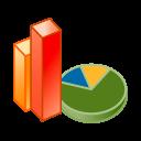 K chart icon