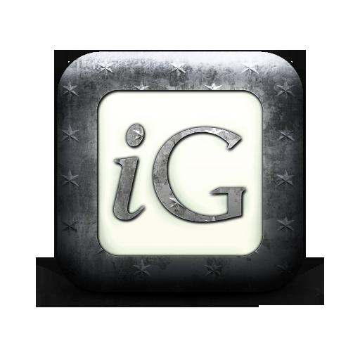 square, logo, igooglr icon