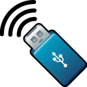 Usb, Wireless icon