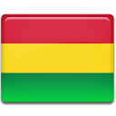 flag, country, bolivia icon
