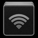 Airport, Black, Wifi, Wireless icon