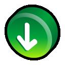 download, alternate icon