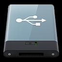 Graphite USB W icon