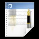 Mimetypes application msword icon