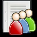 list,all,participant icon