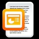 Document, Microsoft, Powerpoint icon