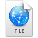document, paper, file icon