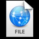 document, paper, file icon