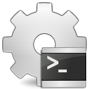 application, script, executable icon