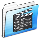 movie,old,folder icon