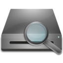 search,drive icon