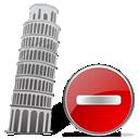 Delete, Torredepisa icon