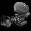 Camera, Film, Mm icon