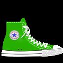 Converse, Green icon