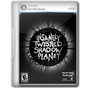 Insanely, Planet, Shadow, Twisted icon