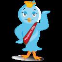 tweeter,followme icon