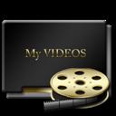 Gold, Myvideos icon