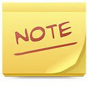 note, gnome, sticky, applet icon