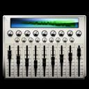 Audio, Console, Hot icon