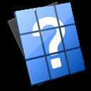 questions, faq, file, help icon