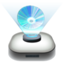 blueray,drive icon
