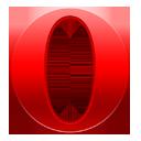 android, mini, opera, base icon