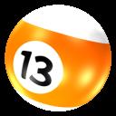 Ball 13 icon