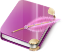 notebook, diary icon