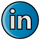 linkedin, social, linked in, in, linked, hayal icon