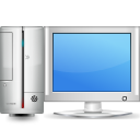 computer, screen, pc, monitor icon