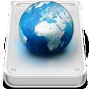 |, hard, disk, server icon